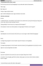 Jaarschema Kleutertjes Juf Freya Pdf Intended For Stressbal Maken