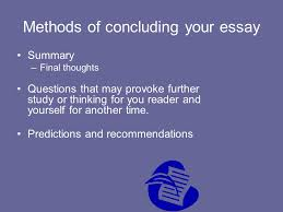 english skills chapter by john langan ppt video online  methods of concluding your essay