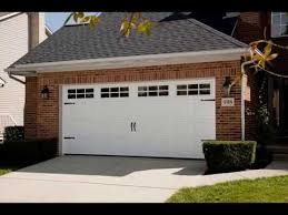 double garage doorDouble Garage Door with Pedestrian Access  YouTube