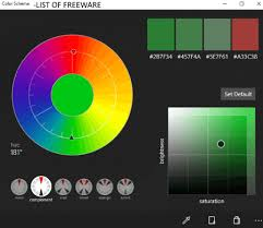 Windows 10 Color Scheme 9 Best Free Color Scheme Generator Software For Windows