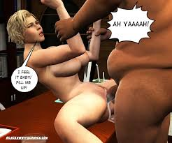 Black dick ejaculating in pussy