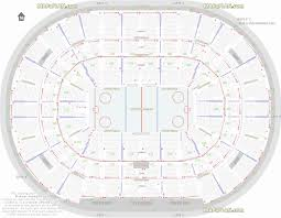 Bright Consol Arena Seating Chart Honda Center Detailed