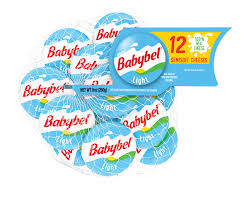 Babybel Cheese Light Nutrition Facts Mini Babybel Light Semisoft Cheese 0 75oz 12 Count