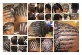 Braid Pattern For Crochet Braids With Straight Hair