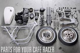cafe racer parts and accessories return of the cafe racers