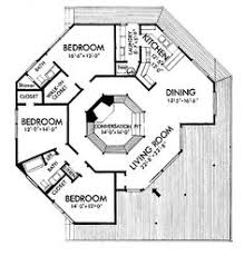 Traditional House Plans  Linfield 10322  Associated DesignsHexagon House Plans