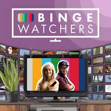 Bingewatchers, de podcast over series