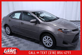 New 2018 Toyota Corolla Special Lease & Sales Offers | Wichita ...