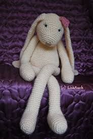Free Crochet Bunny Pattern Impressive The Cutest Bunny Rabbit Free Crochet Patterns Knit And Crochet
