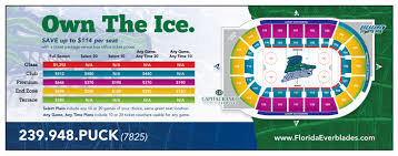 Florida Everblades Seating Chart Stephen Cook Interaction Designer Florida Everblades