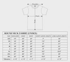 Mens Polo Shirts Size Guide Coolmine Community School