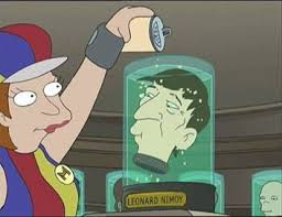 Image result for futurama head museum