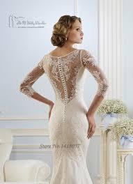 online shop spring imported mermaid wedding dress long sleeve