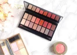review makeup revolution new trals vs neutrals eyeshadow palette