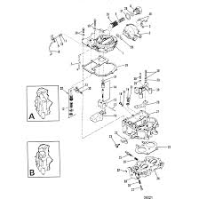 Genuine mercury mercruiser parts carburetor mercarb air pump diagram note to insure ordering