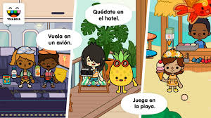 toca life vacation android