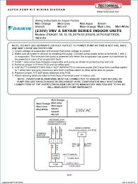 condensate pump wiring diagram diversitech manual