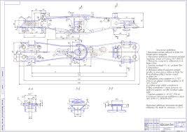 Готовые курсовые проекты по ремонту автомобилей Скачать курсовую  Технологический процесс ремонта надрессорной балки