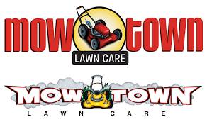 blank lawn care logos. free logo design, lawn service design mow town care concepts angel ben blank logos