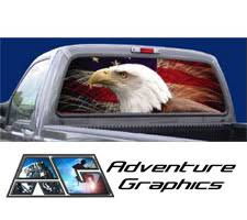 Vehicle Graphics - Patriotic and Military