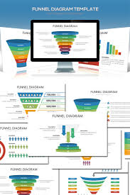Powerpoint Funnel Chart Template Funnel Chart Template For Powerpoint Template