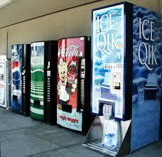 Bag Of Ice Vending Machine Locations Mesmerizing Ice Machines International And Ice Qik Ice Machines