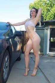 Amateur car wash strip videos