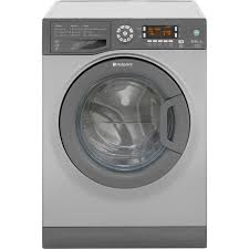 Hotpoint Washer Dryer Combo Hotpoint Wdud9640g 9kg 6kg Washer Dryer With 1400 Rpm Graphite