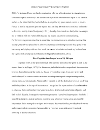 introduction to psychology essay concluding paragraph essay     treasure coast us How to write introduction of research paper