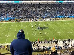Bank Of America Stadium Section 516 Home Of Carolina Panthers
