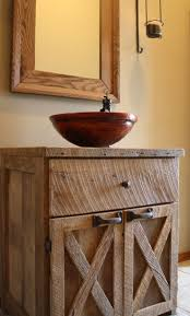 Rustic Bathroom Storage 17 Best Images About Rustic Bathrooms On Pinterest Rustic Fabric