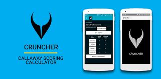 Amazon Com Cruncher Lite Callaway Scoring Calculator