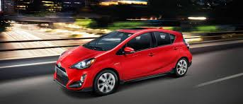 Learn All About the City-Friendly 2017 Toyota Prius c