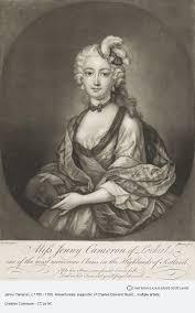 Jenny Cameron, c 1700 - 1790. Adventuress; supporter of Charles Edward  Stuart | National Galleries of Scotland