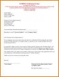 final payment settlement agreement template pic letter format