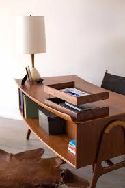 designer desks for home office. Endearing Mid Century Modern Office Desk 17 Best Ideas About On Pinterest Retro Designer Desks For Home O