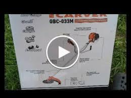 <b>Carver GBC</b>-<b>033M</b> инструкция, характеристики, форум, отзывы