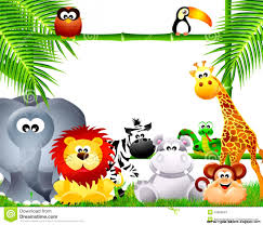 zoo animals clipart border. Delighful Clipart View Original Size With Zoo Animals Clipart Border I