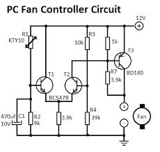 pc fan diagram wiring diagram list pc fan controller circuit 4 wire pc fan diagram pc fan diagram