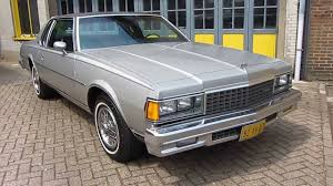 Chevrolet Caprice Classic Landau Coupe 1978 (3) - YouTube