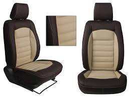 picture of 3d custom pu leather car seat covers for hyundai i20 active ht