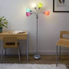 Mainstays 5 Light Floor Lamp Replacement Shades Home 5 Light Floor Lamp Floor Lamp Floor Standing Lamps