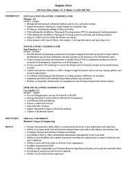 Extraordinary Project Planner Resume Samples About 100 Sample