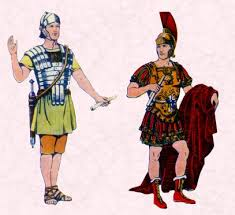 Image result for how ancient Roman men dressed