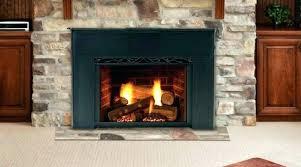 wood burning inserts for fireplace insert used wood burning