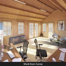 home office cabins. billyoh clubhouse home office log cabin cabins s