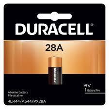 Duracell Watch Battery Conversion Chart Duracell 28a Alkaline Battery