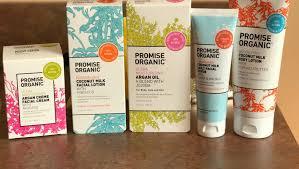 promise organic skincare s neversaybeauty