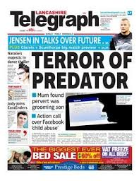 Ethan Example Of Front Page Newspaper Design Front Page