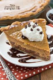 chocolate chip pie. Delighful Chip Momu0027s Chocolate Chip Pumpkin Pie  This Easy Pumpkin Pie Recipe Is A Family  Favorite Throughout O